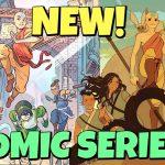 Top 5 Comic books of 2019