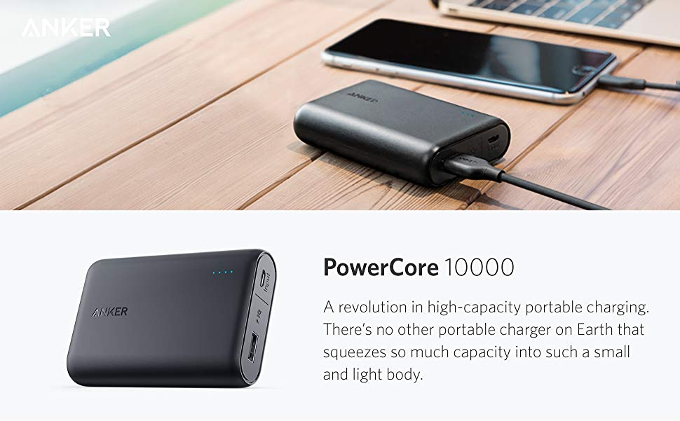 Top 10 best portable power banks of 2019