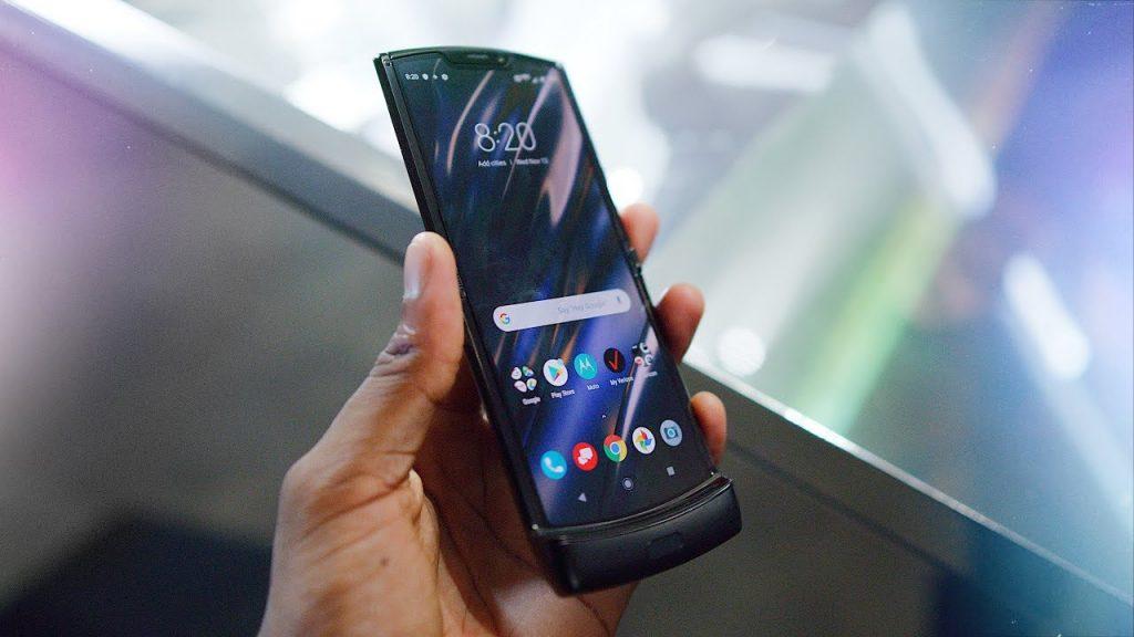 Motorola is back with its Moto Razr in 2020